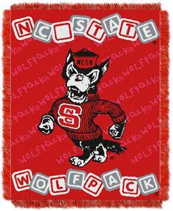 Northwest NCAA North Carolina State Baby Throws