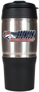 NFL Denver Broncos 18oz Heavy Duty Travel Tumbler