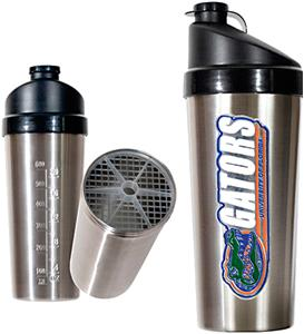 NCAA Florida Gators Stainless Protein Shaker