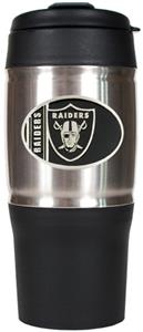 NFL Oakland Raiders Heavy Duty Travel Tumbler