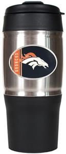 NFL Denver Broncos Heavy Duty Travel Tumbler