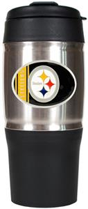 NFL Pittsburgh Steelers Heavy Duty Travel Tumbler