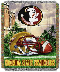 Northwest NCAA Florida State HFA Tapestry Throws