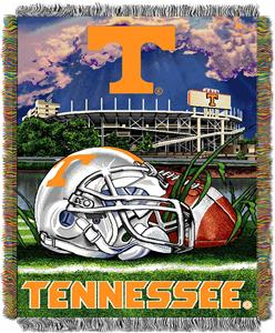Northwest NCAA Tennessee HFA Tapestry Throws