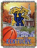 Northwest NCAA Kentucky HFA Tapestry Throws