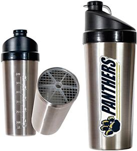 NCAA Pittsburgh Panthers Stainless Protein Shaker