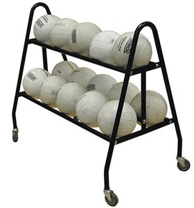 Deluxe Twelve Ball Basketball Carrier 3 Colors