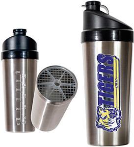NCAA Louisiana State Stainless Protein Shaker