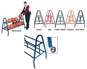 Deluxe Eighteen Ball Basketball Carrier 3 Colors