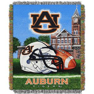 Northwest NCAA Auburn Tigers HFA Tapestry Throws
