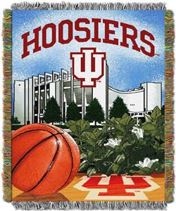 Northwest NCAA Indiana Hoosiers HFA Tapestry Throw