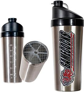 NCAA South Carolina Stainless Protein Shaker