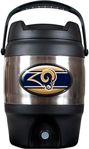 NFL St. Louis Rams Jumbo 3 gal Tailgate Jug