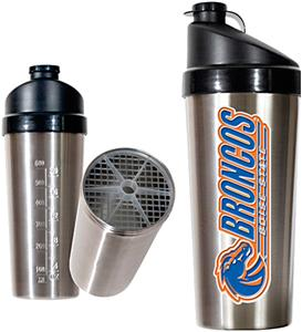 NCAA Boise State Broncos Stainless Protein Shaker