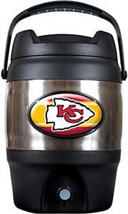 NFL Kansas City Chiefs Jumbo 3 gal Tailgate Jug