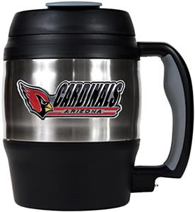 NFL Arizona Cardinals 52oz Macho Travel Mug