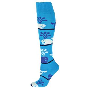 Red Lion Whales Socks - Closeout