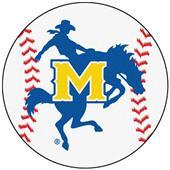 Fan Mats McNeese State University Baseball Mat