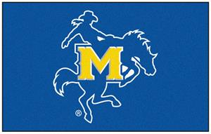Fan Mats McNeese State University Ulti-Mat