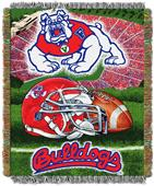 Northwest NCAA Fresno State HFA Tapestry Throws