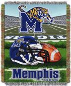 Northwest NCAA Memphis Tigers HFA Tapestry Throws