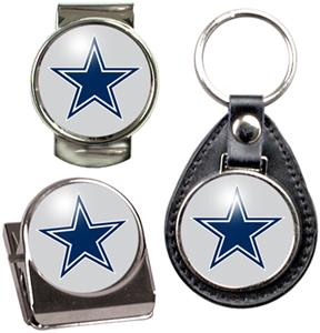 NFL Dallas Cowboys Keychain/Money Clip/Magnet Clip