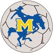 Fan Mats McNeese State University Soccer Ball