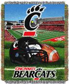 Northwest NCAA Cincinnati HFA Tapestry Throws
