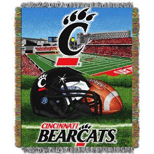 Northwest NCAA Cincinnati HFA Tapestry Throws