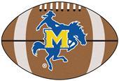 Fan Mats McNeese State University Football Mat