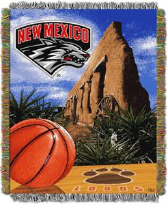 Northwest NCAA New Mexico HFA Tapestry Throws