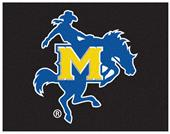 Fan Mats McNeese State University All Star Mat