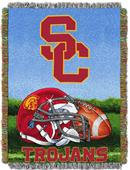 Northwest NCAA USC Trojans HFA Tapestry Throws