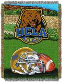 Northwest NCAA UCLA Bruins HFA Tapestry Throws