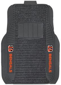 Fan Mats Cincinnati Bengals Deluxe Car Mats (set)