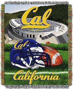 Northwest NCAA UC Berkeley HFA Tapestry Throws