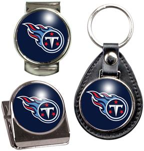 Tennessee Titans Keychain/Money Clip/Magnet Clip