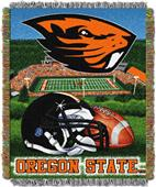 Northwest NCAA Oregon State HFA Tapestry Throws