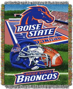 Northwest NCAA Boise State HFA Tapestry Throws