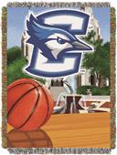 Northwest NCAA Creighton Univ HFA Tapestry Throws