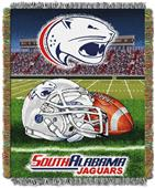 Northwest NCAA South Alabama HFA Tapestry Throws