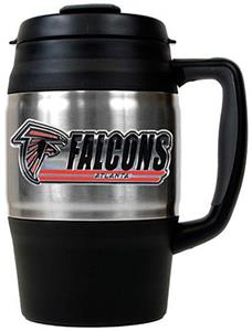 NFL Atlanta Falcons 34oz Thermal Travel Mug