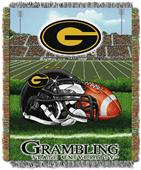 Northwest NCAA Grambling State HFA Tapestry Throws