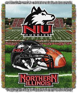 Northwest NCAA NIU Huskies HFA Tapestry Throws