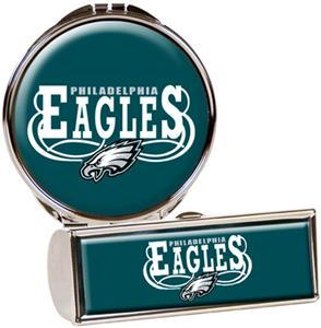 Philadelphia Eagles Lipstick Case/Compact Mirror
