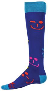Red Lion Emoticons Socks - Closeout