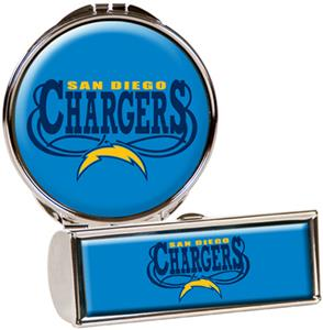 San Diego Chargers Lipstick Case/Compact Mirror
