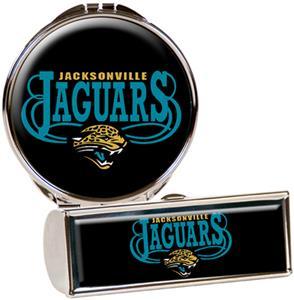 Jacksonville Jaguars Lipstick Case/Compact Mirror