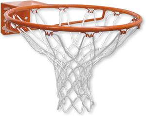 Basketball Economy Single Rim Front Mount G-35
