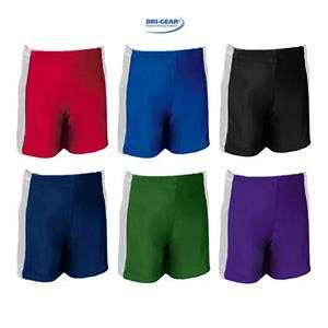 Champro Nylon Dazzle Softball Shorts Closeout